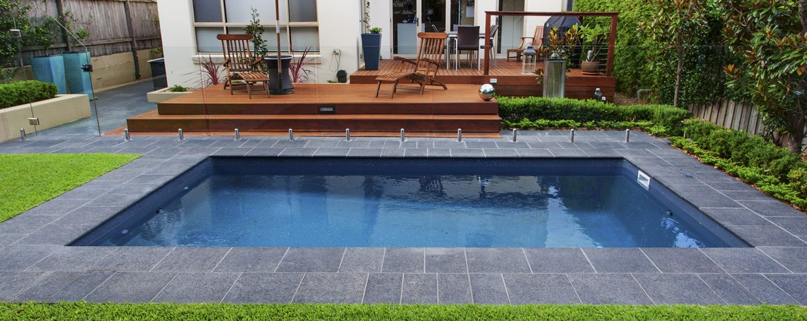 sovereign fibreglass pool
