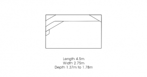 alto fibreglass swimming pool design